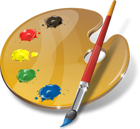 Home Palette for Riverview web design